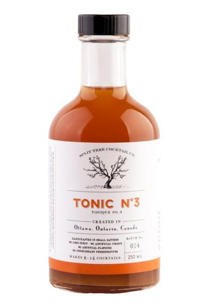 Split Tree Tonic No. 3