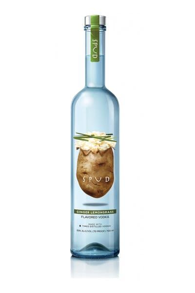 Spud Ginger Lemongrass Vodka