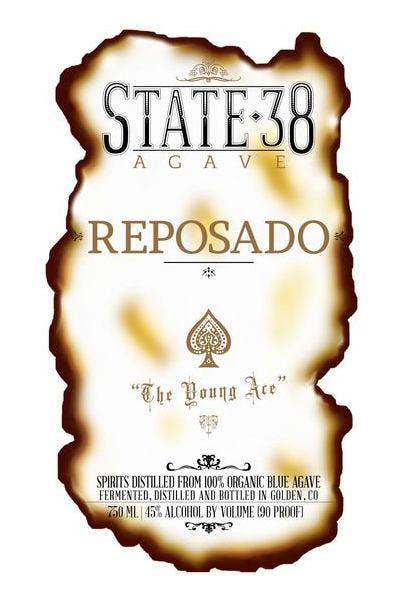 State 38 Agave Spirit Reposado