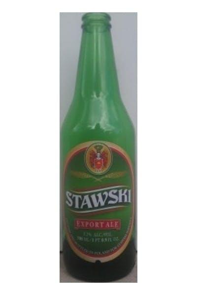 Stawski Export Ale