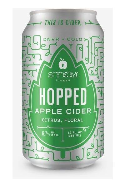 Stem Hopped Cider