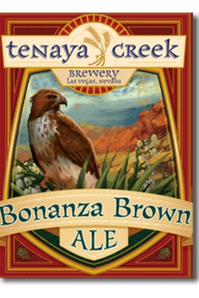Tenaya Creek Bonanza Brown Ale