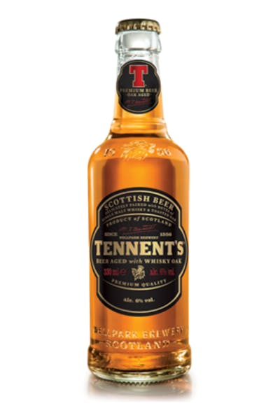 Tennent's  Aged With Whisky Aged