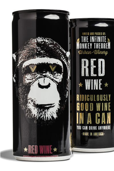 The Infinite Monkey Theorem Red