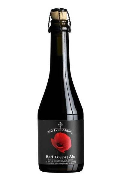 The Lost Abbey Red Poppy Ale