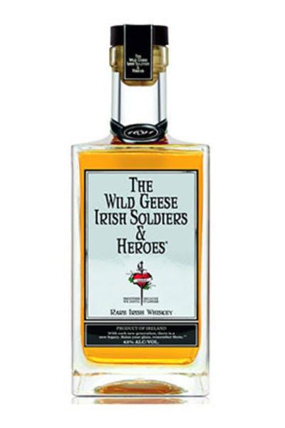 The Wild Geese Irish Soldiers & Heroes Min.