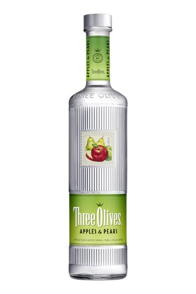 Three Olives Apples & Pears
