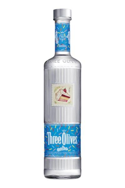 Three Olives Cake Vodka