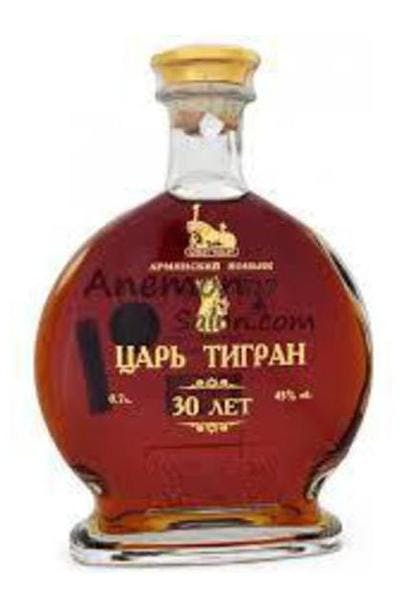 Tigran Armenian Brandy 40 Year