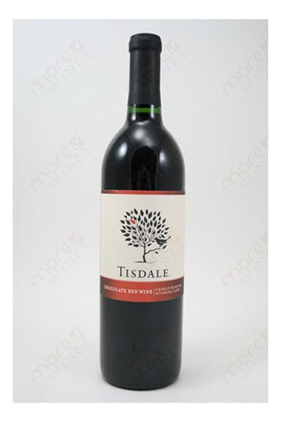 Tisdale Choc Red Wine