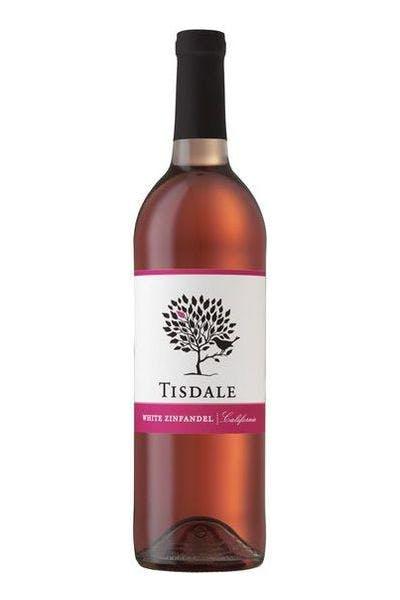 Tisdale White Zin
