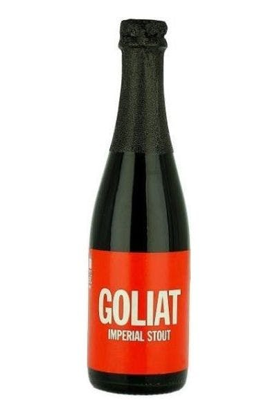 To Ol Goliat Imperial Stout With Coffee