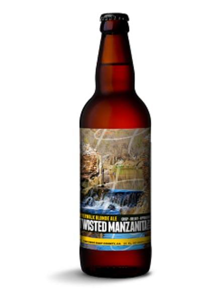 Twisted Manzanita Riverwalk Blonde