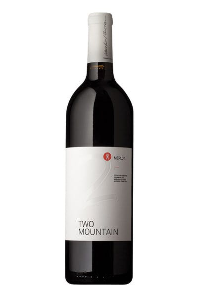 Two Mountain Merlot Yakima