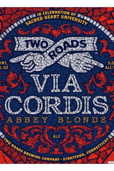 Two Roads Via Cordis Abbey Blonde