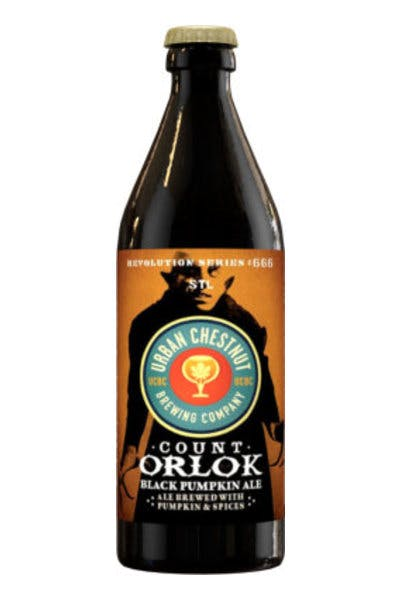 Urban Chestnut Count Orlok Pumpkin Ale