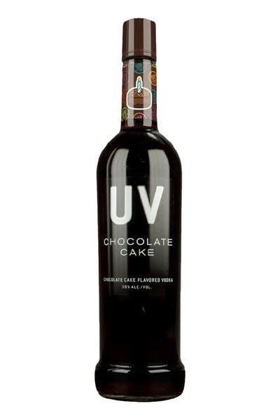 Uv Vodka Chocolate Cake
