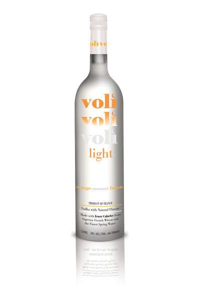 Voli Vodka Mango Coconut Infusion