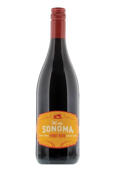 We Are Sonoma Pinot Noir