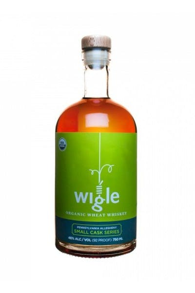 Wigle Wheat Whiskey