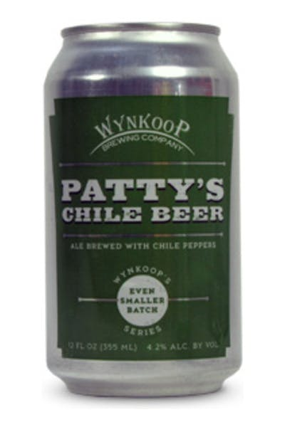 Wynkoop Patty's Chile Beer