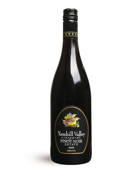Yamhill Estate Pinot Noir