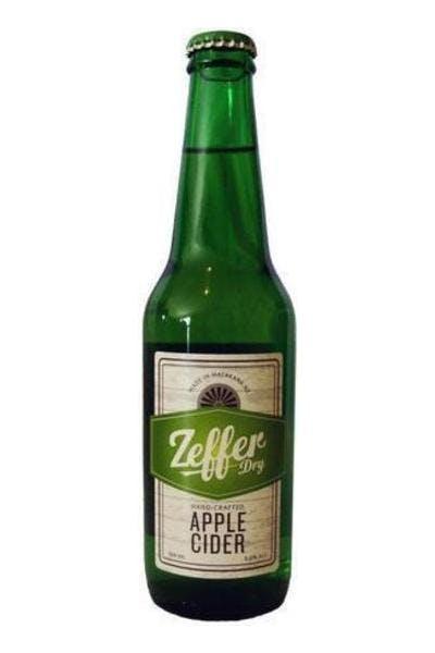 Zeffer Dry Apple Cider