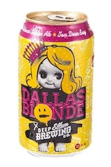 Deep Ellum Dallas Blonde