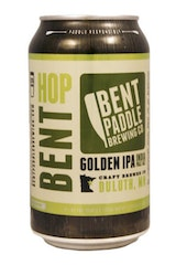 Bent Paddle Hop Golden IPA