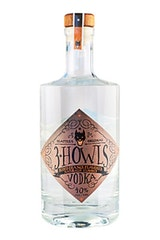 3 Howls Blood Orange Vodka