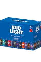 2017 Bud Light NFL Team Cans Limited Edition Variety Pack
