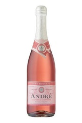 Andre Pink Moscato California Champagne