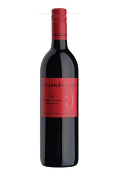 Pedroncelli Friends Red 2013