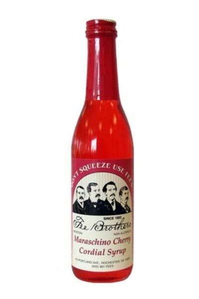 Fee Brothers Maraschino Cherry Syrup