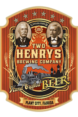 Two Henry's Golden Age Gilded Lager