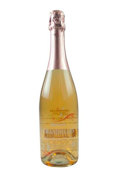 Les Chandelles Sparkling Rose Wine