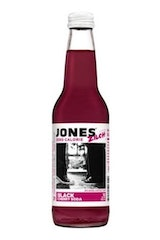 Jones Soda Zilch Black Cherry