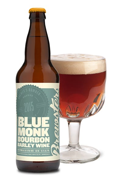 Brewster's Blue Monk Barley Wine