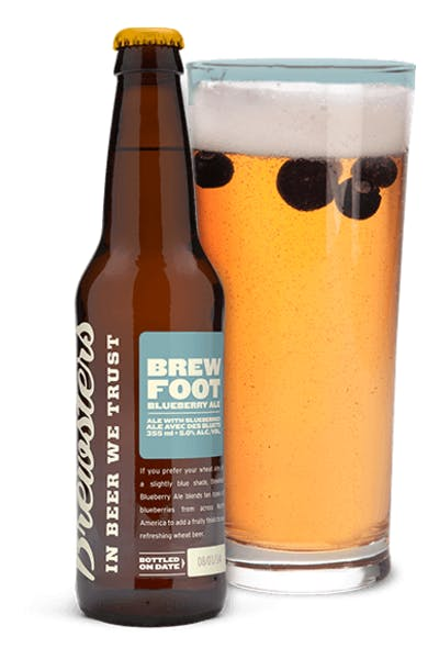 Brewster's Brewfoot Blueberry Ale