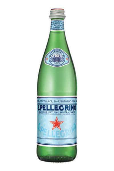 S Pellegrino Sparkling Natural Mineral Water Good For