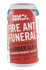 Texas Ale Project Fire Ant Funeral Amber Ale