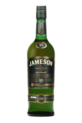 Jameson Irish Whiskey 18 Year Old Limited Reserve