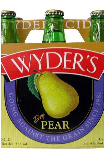 Wyders Pear Cider