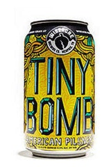 Wiseacre Tiny Bomb Pilsner