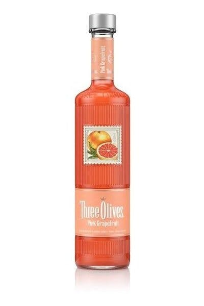 Three Olives Pink Grapefruit