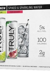 Truly Spiked & Sparkling Variety Pack