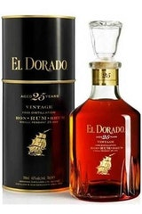 El Dorado 25 Year Old Rum