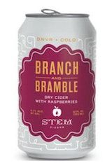 Stem Ciders Branch and Bramble