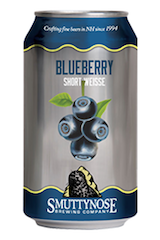 Smuttynose Blueberry Short Weisse