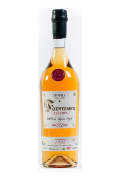 Fuenteseca Reserva Anejo Tequila 21 Year